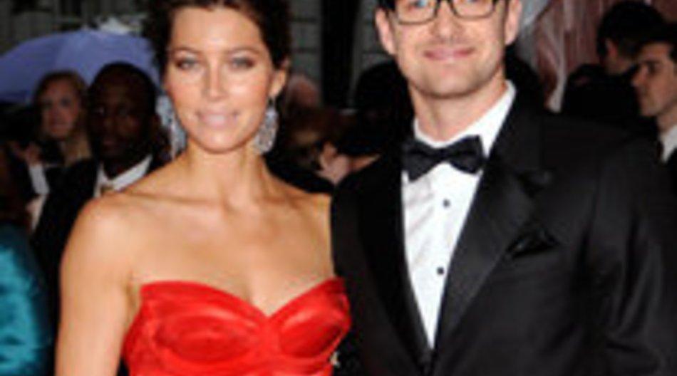 Justin Timberlake und Jessica Biel wieder glücklich