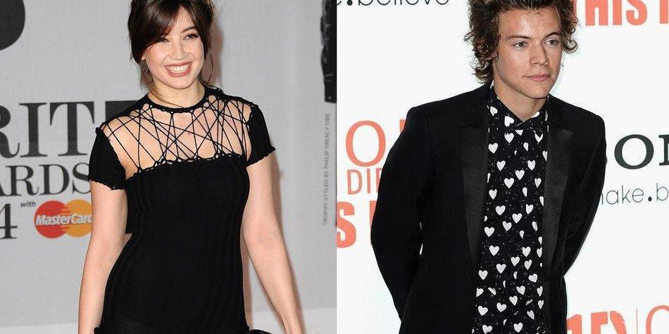 Harry Styles: Heiße Dates mit Daisy Lowe?