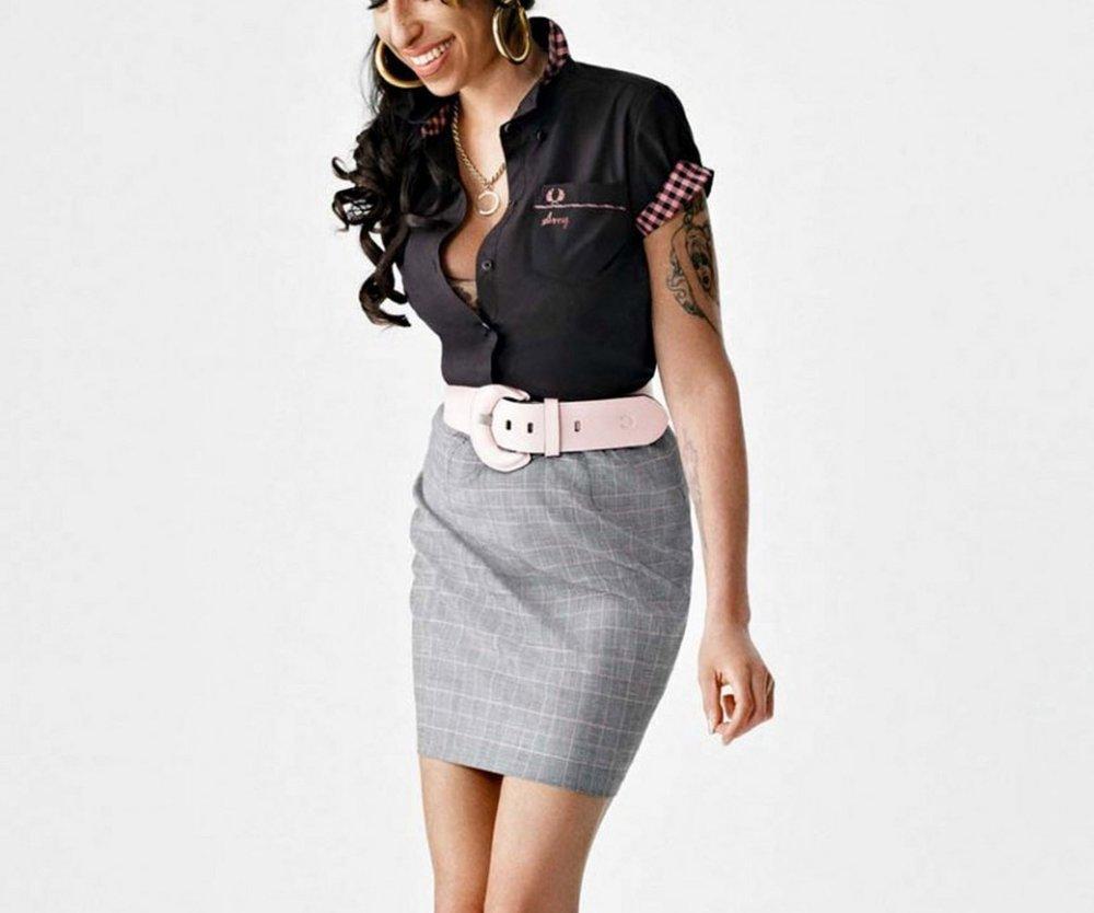Amy Winehouse Kollektion bei Fred Perry