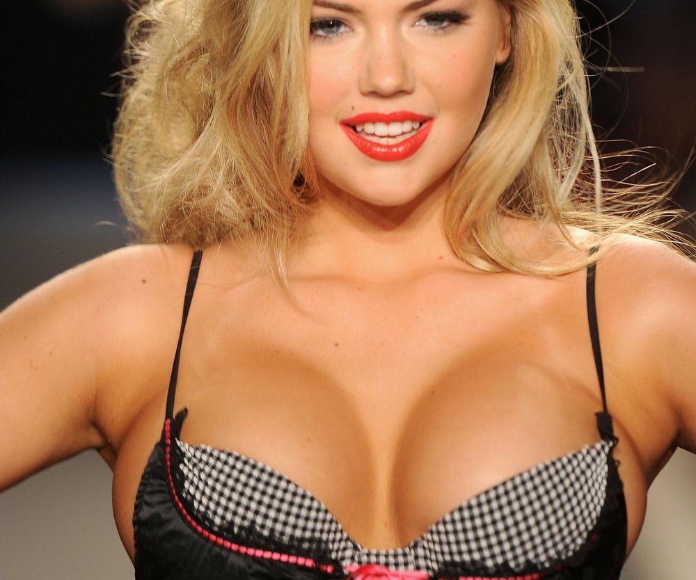 Kate Upton ist wütend auf Victoria's Secret