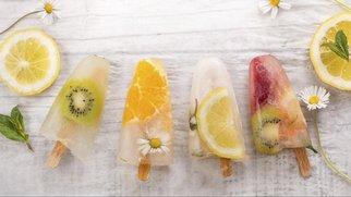 Eis selber machen