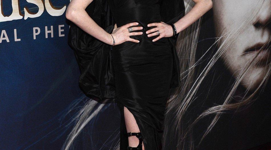 Anne Hathaway wurde ohne Unterwäsche erwischt!