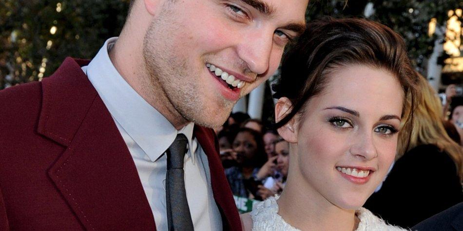 Kristen Stewart und Robert Pattinson: Keine Eifersucht auf Sarah Gadon