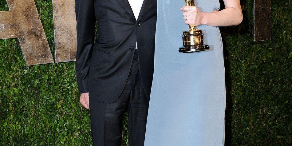 Anne Hathaway: Erwartet sie ihr erstes Kind?