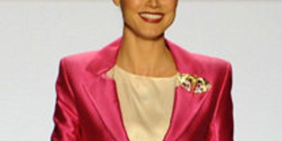 """Heidi Klum kürt """"Project Runway""""- Gewinnerin"""