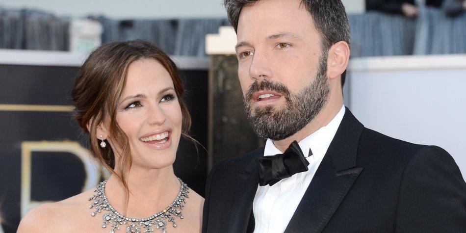 Jennifer Garner: Ben Affleck schrottete ihr Handy