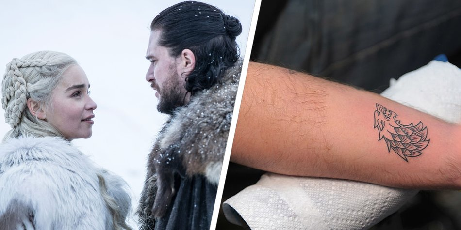 Game of Thrones-Tattoos