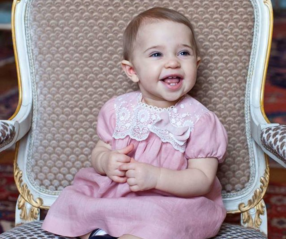 Prinzessin Madeleine: Leonore feiert ihren ersten Geburtstag!