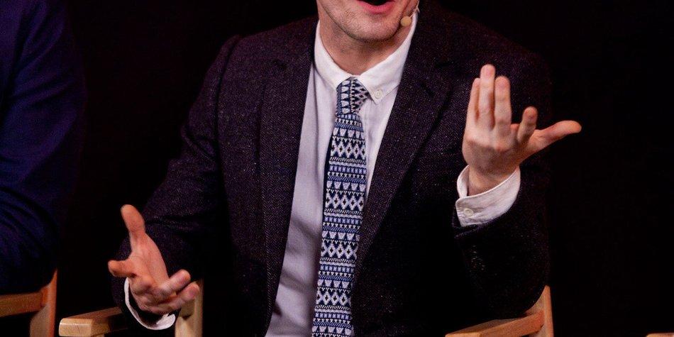 Daniel Radcliffe verehrt Dustin Hoffman