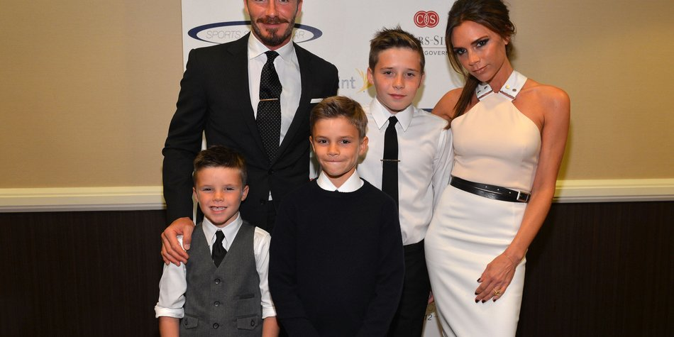 Victoria und David Beckham wollen noch ein Baby