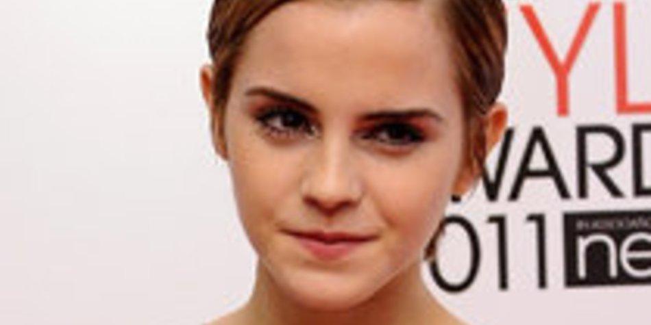 """Emma Watson: """"Style Icon"""" bei den Elle Style Awards 2011"""