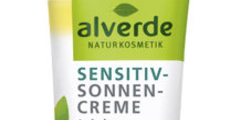 alverde Sensitiv Sonnenmilch LSF 30: Beauty Tipps für die Festival-Saison
