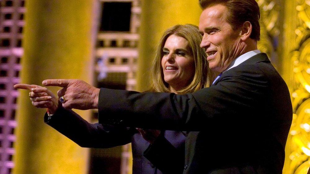 Arnold Schwarzenegger & Maria Shriver bleiben ein gutes Team