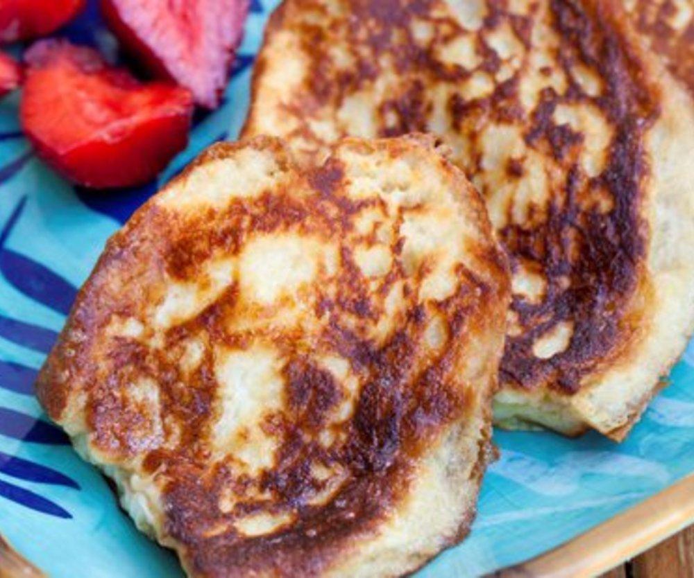 French Toast Vegan
