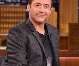 """""""Iron Man""""-Star Robert Downey Jr. postet sexy Foto mit Nostalgie-Touch"""