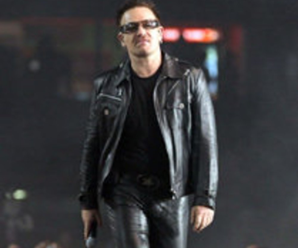 "U2-Star Bono: Premiere vom Broadway-Musical ""Spider-Man"""