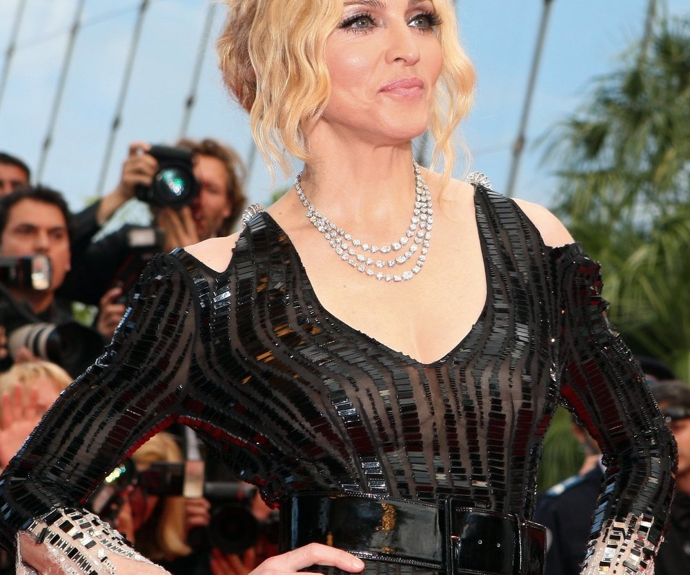 Madonna: Verkehrsunfall in Schweden