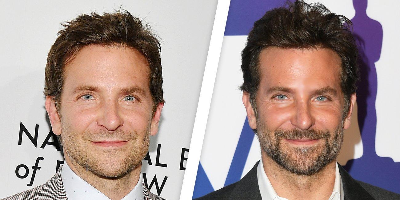 Bart ohne mit bart 40 Bart