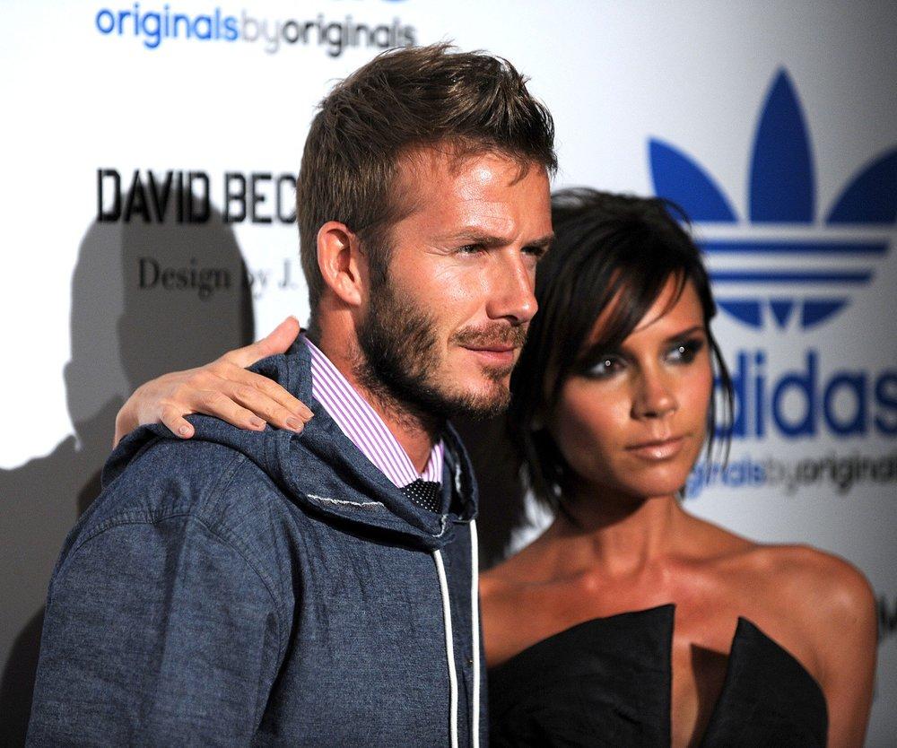 David Beckham: Pyjama für Victoria