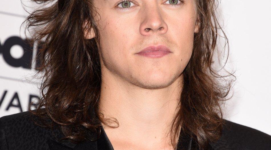 One Direction-Star Harry Styles turtelt mit neuer Freundin