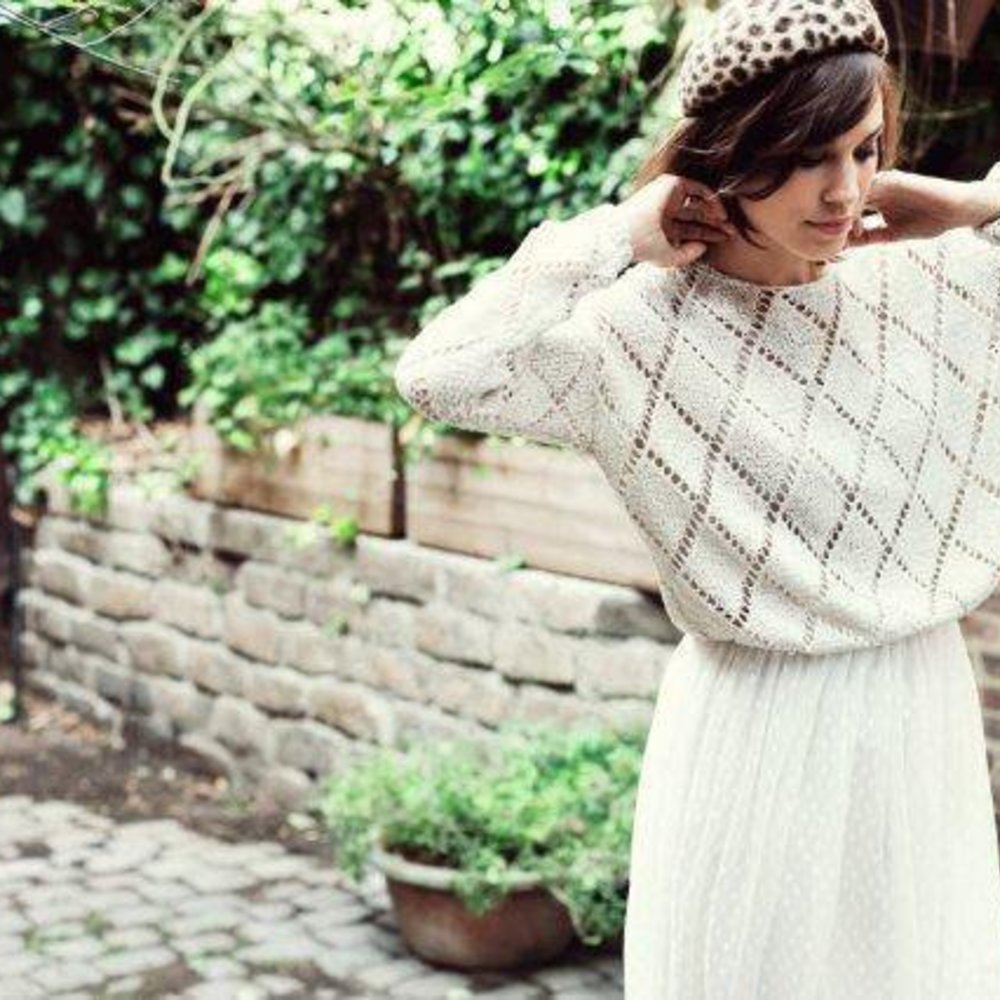 Alexa Chung modelt für Vero Moda