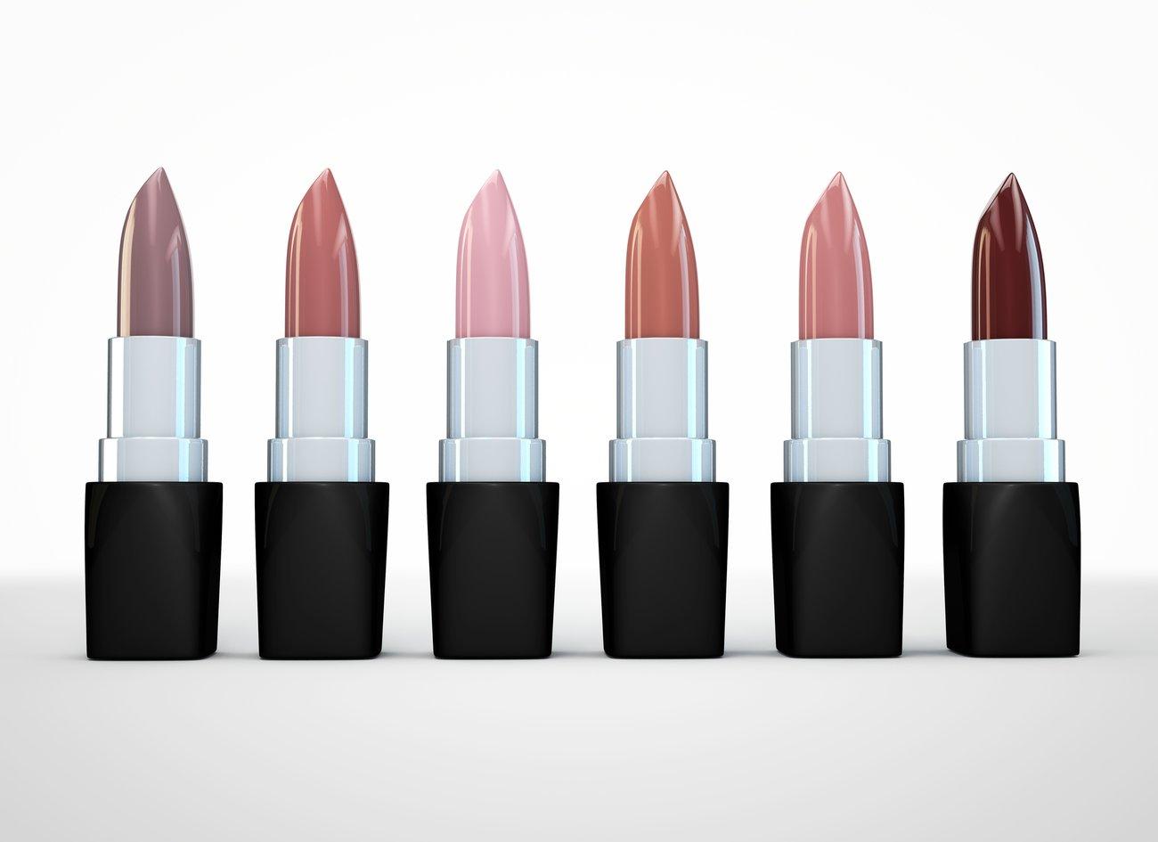 Der perfekte Nude-Lippenstift