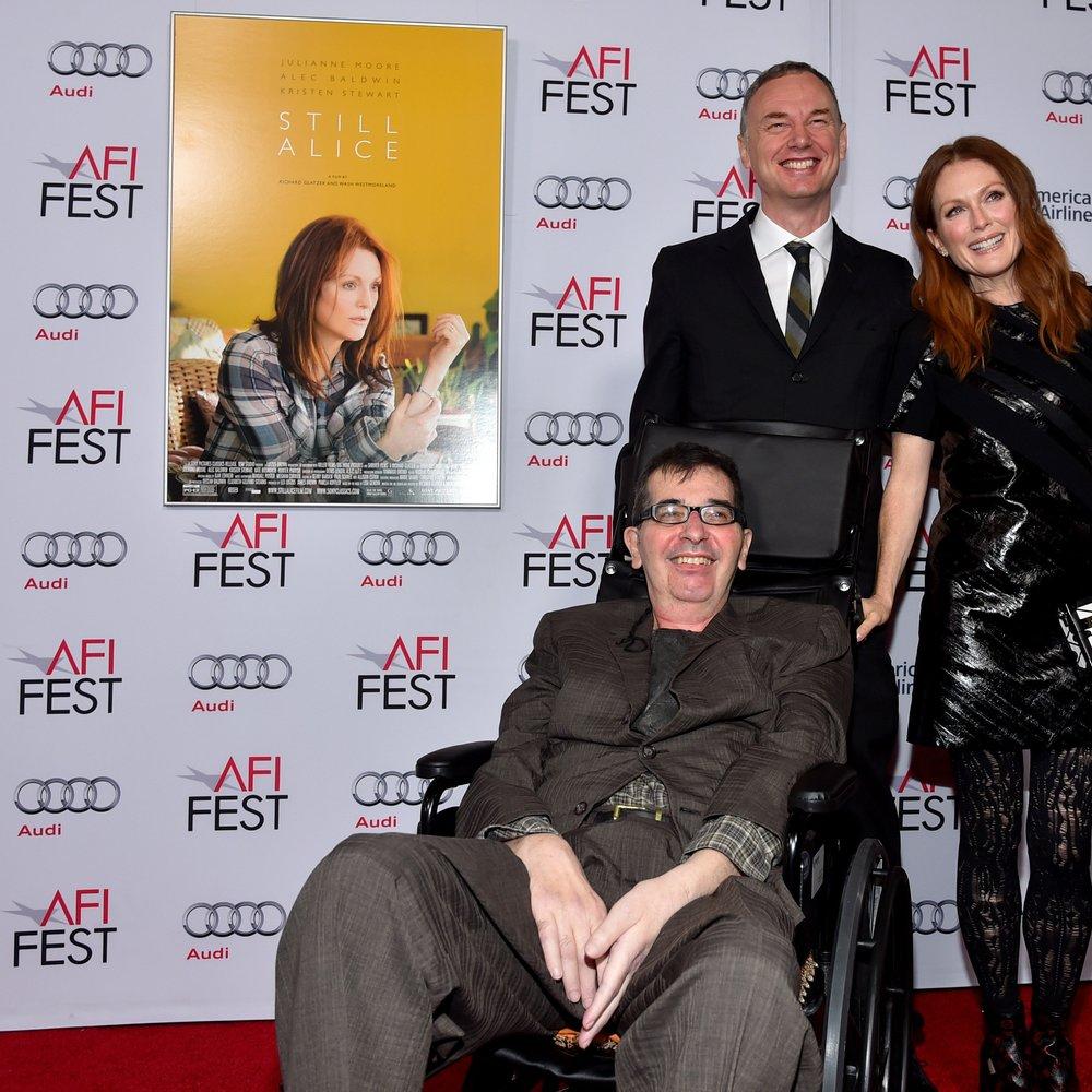 "Julianne Moore gedenkt verstorbenem ""Still Alice""-Regisseur"