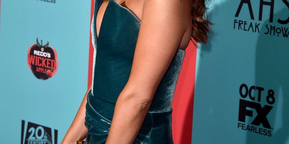 Lea Michele zeigt ihre Liebe