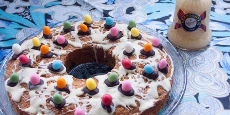 Oster-Eierlikör-Kuchen