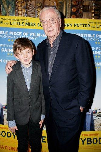 Oscarpreisträger Michael Caine