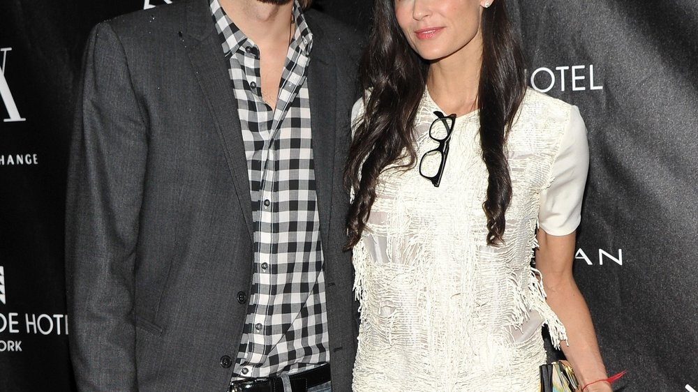 Ashton Kutcher: Scheidungszeremonie mit Demi Moore