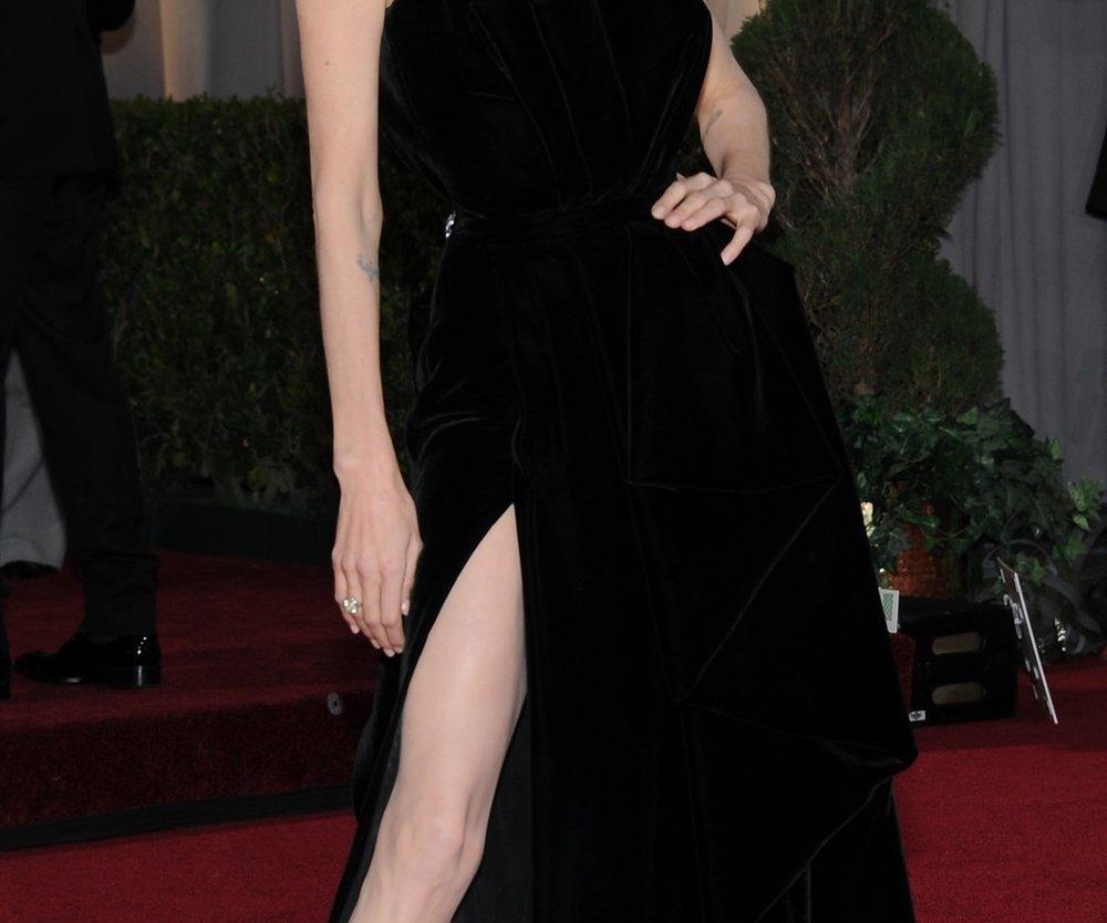 Angelina Jolie bleibt cool
