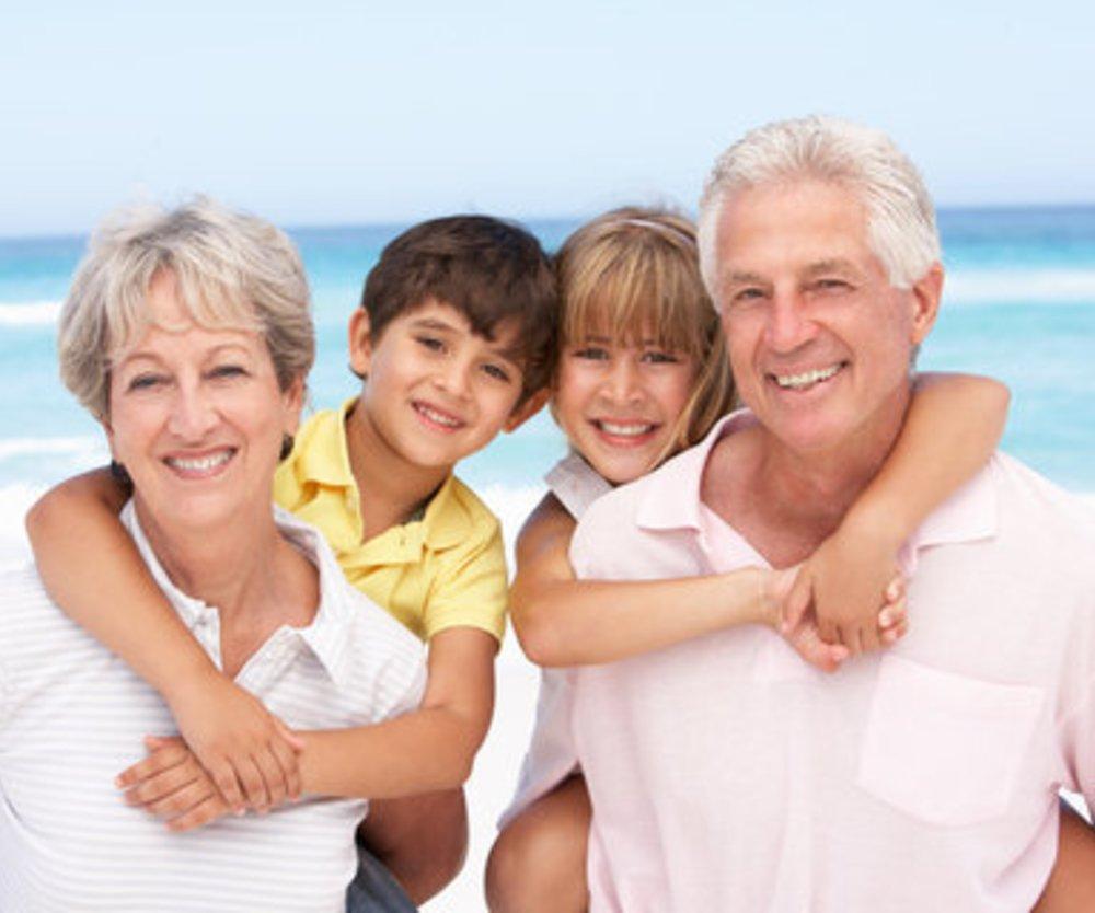 Elternzeit für Großeltern geplant
