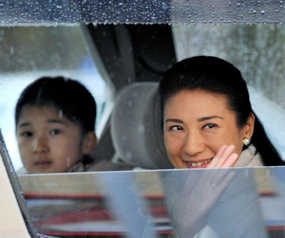 Prinzessin Aiko: Lungenentzündung