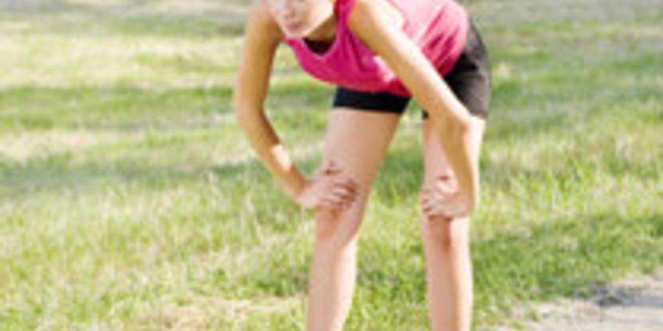 Frühjahrs-Jogging