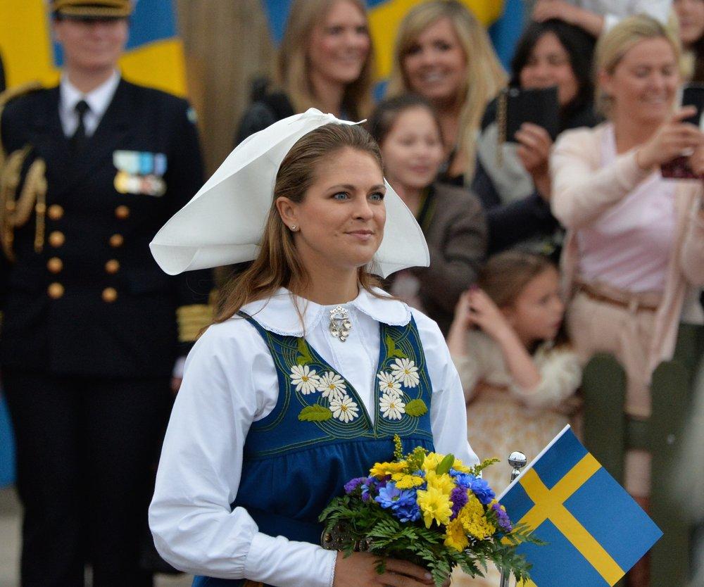 Prinzessin Madeleine sendet süße Hochzeitsgrüße