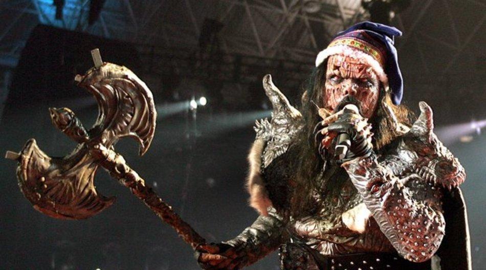 """Mit """"Hard Rock Hallelujah"""" hat die finnische Band Lordi 2006 überraschend den ESC gewonnen."""