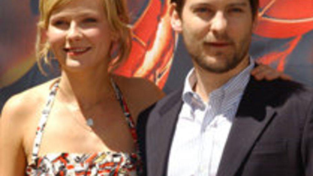 Tobey Maguire & Kirsten Dunst: Spider-Man 2