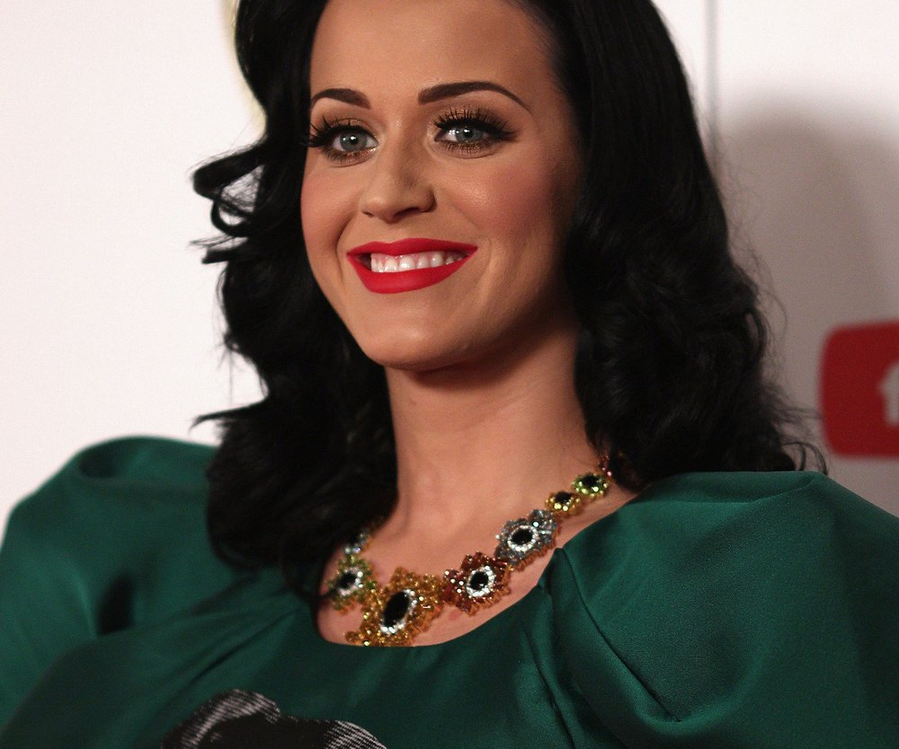Katy Perry ist nominiert