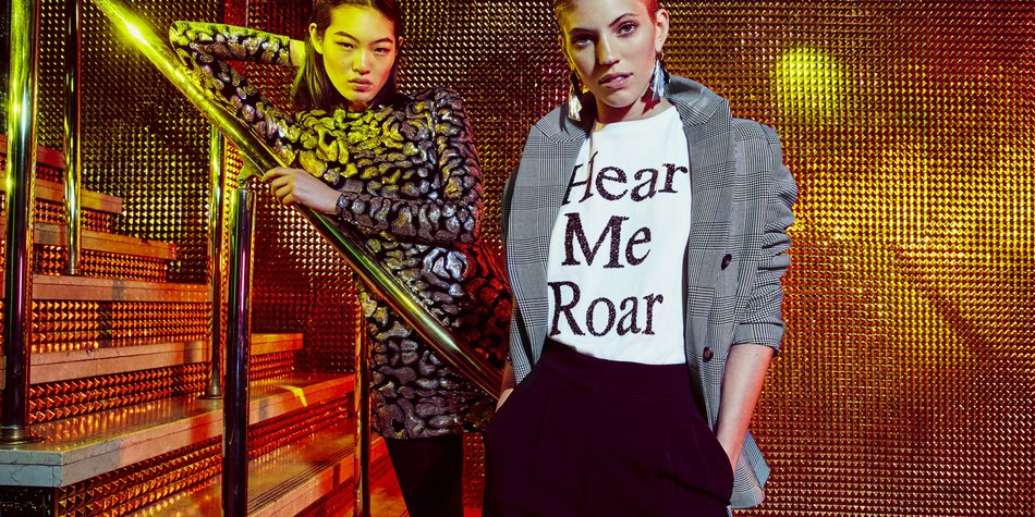 Hear Me Roar H&M