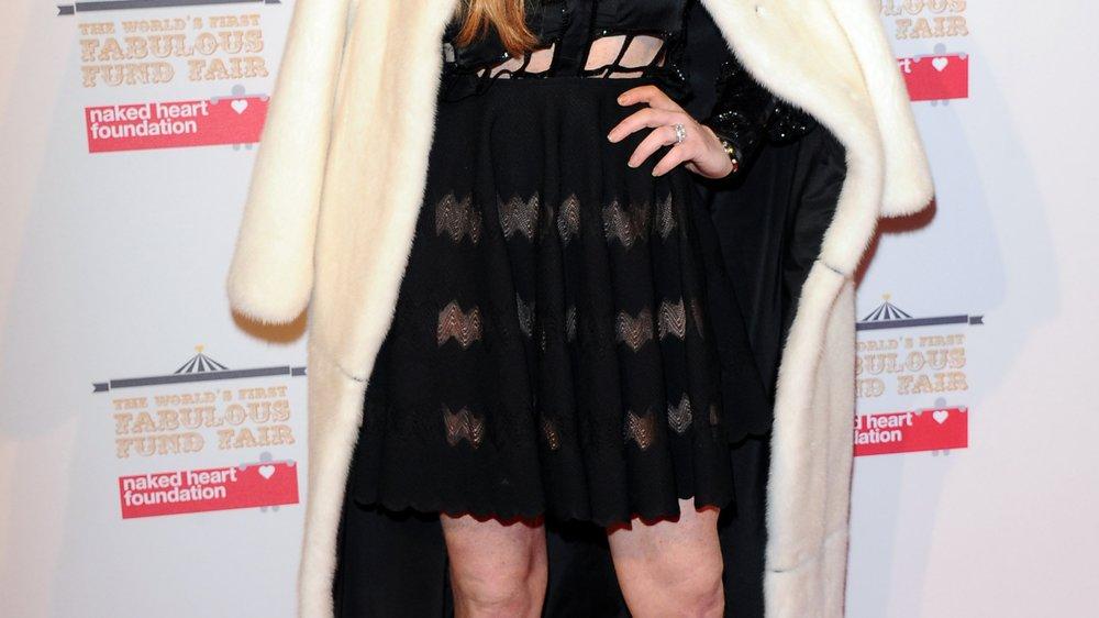 Lindsay Lohan verspätet sich