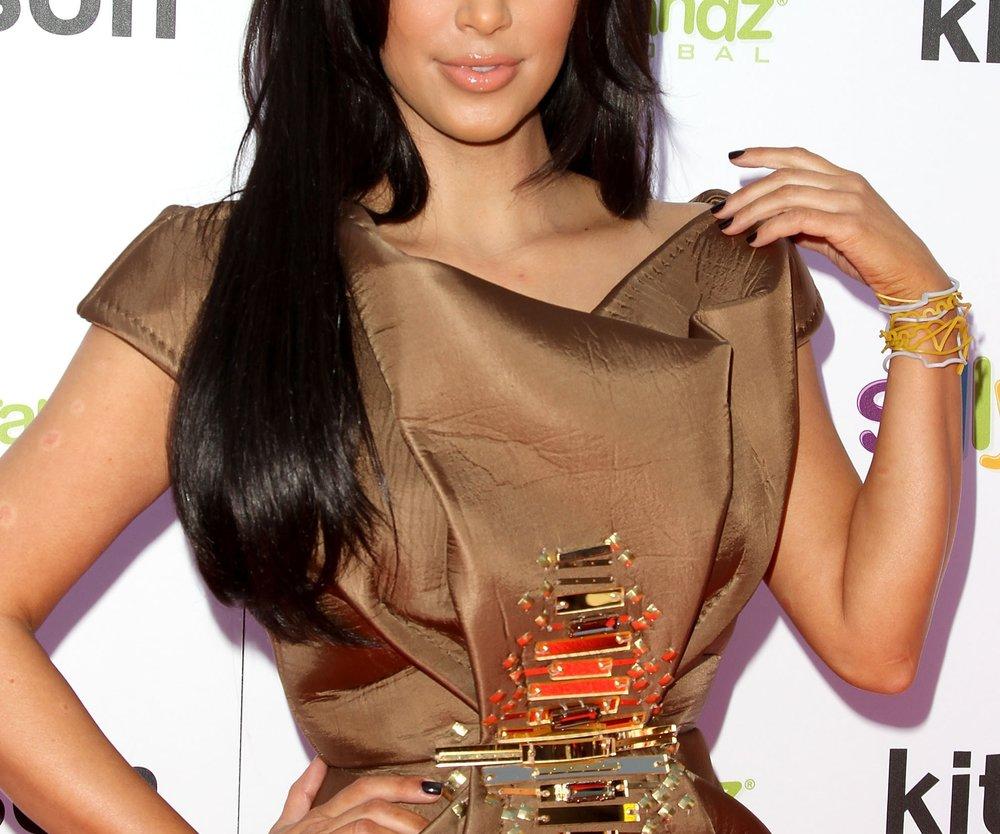 Kim Kardashian: Findet Kanye sie zu dick?