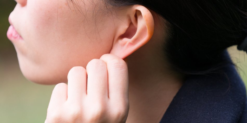 Wasserstoffperoxid Ohren