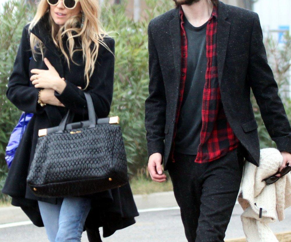 Sienna Miller und Tom Sturridge: Neue Burberry-Gesichter?