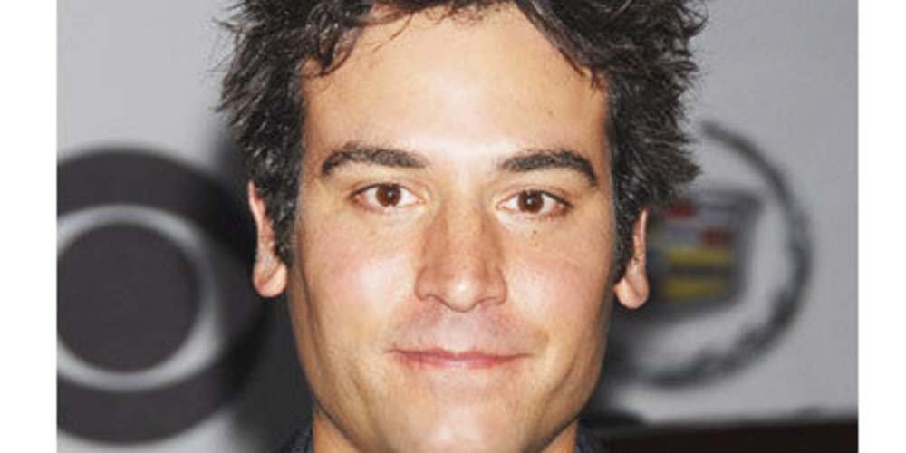 Josh Radnor spielt Ted Mosbey bei How I Met Your Mother