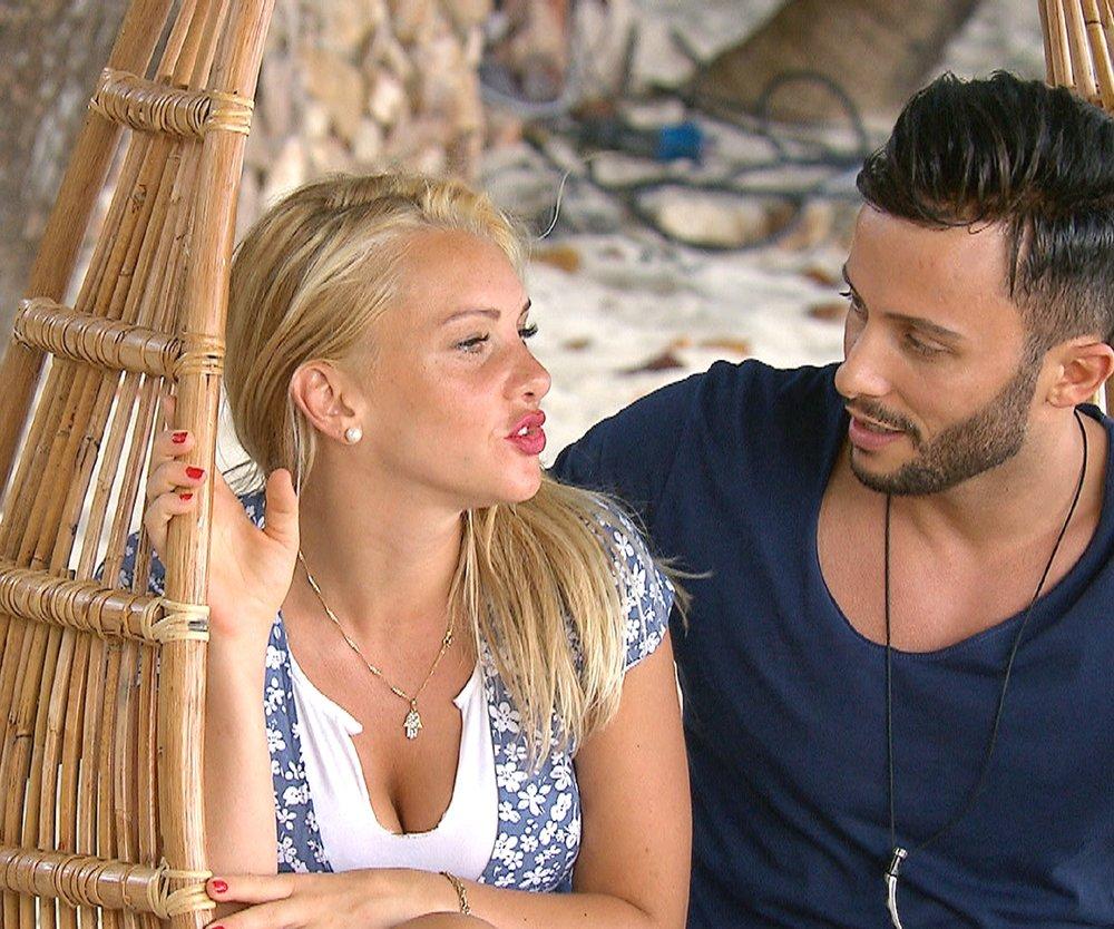 Evelyn und Domenico sind auf einer Wellenlänge.