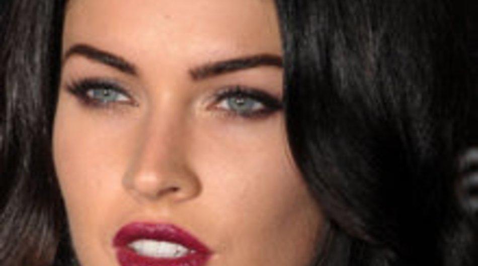 Megan Fox: Star von Dessous-Kampgane