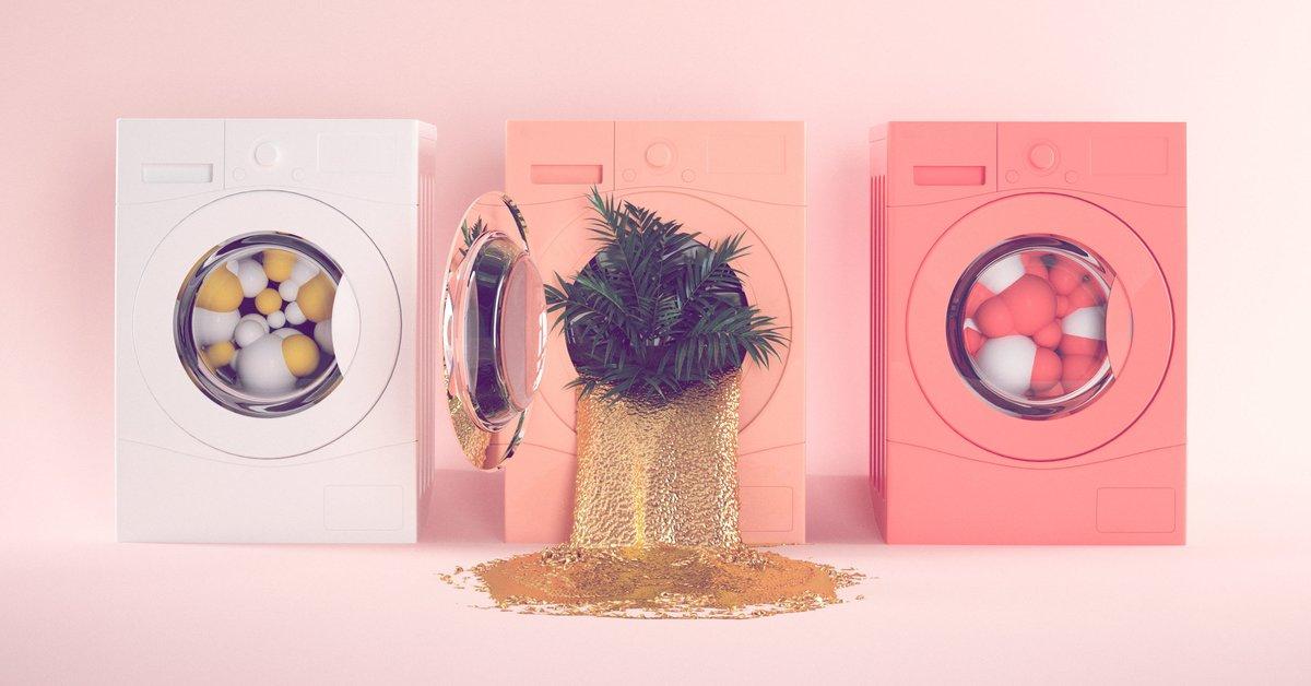 Waschmaschine reinigen: Die besten Hausmittel und Tricks | desired.de