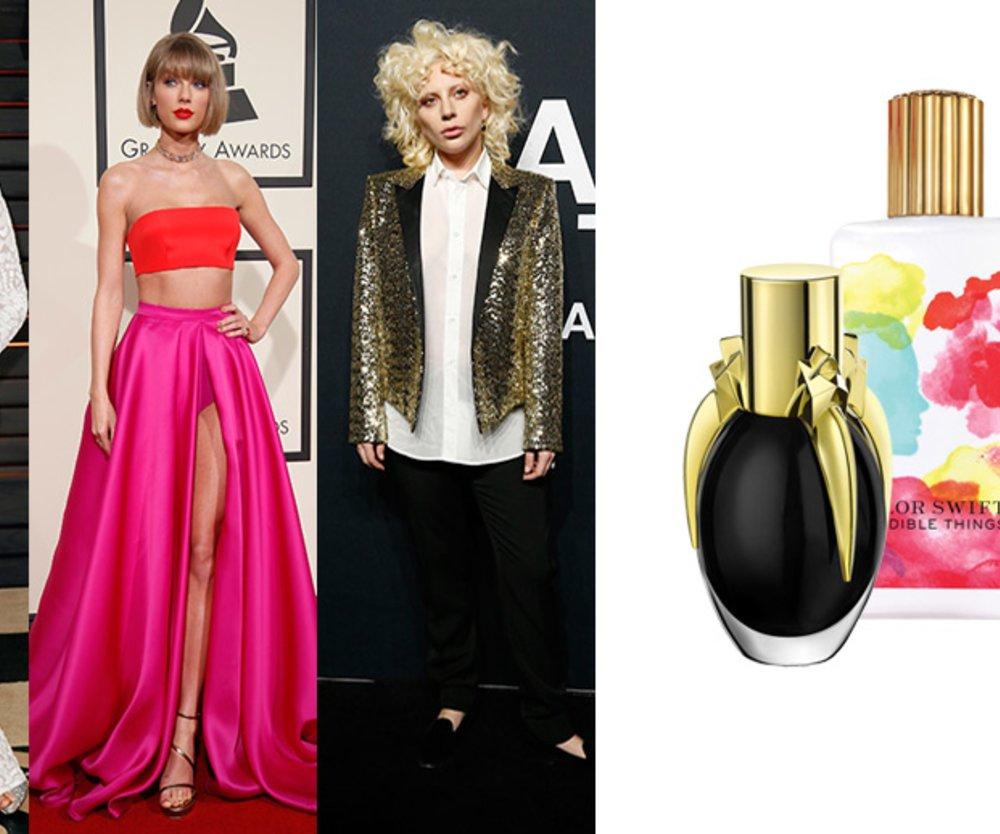 Lady Gaga, Taylor Swift, Christina Aguilera