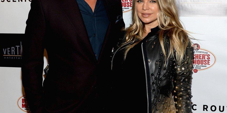Josh Duhamel und Fergie melden sich aus der Babypause